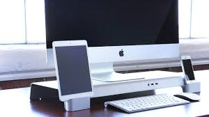 Apple Thunderbolt Display Weight Without Stand Stand For iMacs Apple Displays Organize your Workspace 93