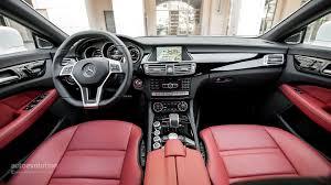 mercedes amg cls63 interior. Simple Cls63 2014 MercedesBenz CLS63 AMG 4Matic Original Pictures  Autoevolution For Mercedes Amg Cls63 Interior E