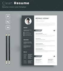Adobe Resume Template Adobe Illustrator Resume Template Adobe Resume