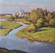 Russian Paintings for Sale – Buy <b>Modern Oil Paintings</b> Online