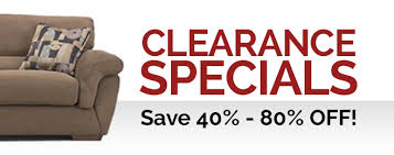 Clearance Specials York PA