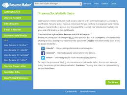 Professional Resume Builder Software Write a Better Resume Resume Maker Individual Software 1