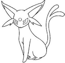 Small Picture Pokemon Coloring Pages Eevee Evolutions AZ Coloring Pages
