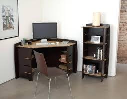 espresso corner desk with hutch 135 modern image of espresso computer desk image of espresso computer