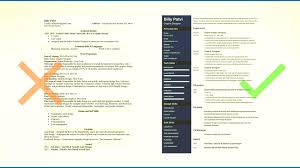 Cool Resumes Adorable Cool Resume Template Free Creative Resume Template Top Free Resume