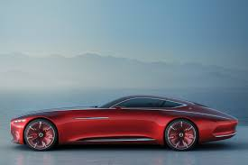 2018 maybach land yacht. delighful 2018 mercedes maybach vision 6 concept side profile in 2018 maybach land yacht