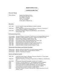 Nsf Resume Format Fresh Resume Hobbies And Interests Examples