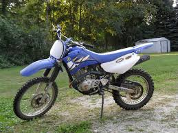 yamaha 125 dirt bike for sale. yamaha ttr 125 good shape new tires 4 stroke runs its a 2003 oil changed very often i will take 800 or trade for somethin cool what ya got!!?? price dirt bike sale 0