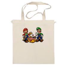 Сумка Mario&Luigi #2015999 от balden