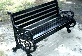 curved wrought iron bench wrought iron outdoor bench wrought iron patio furniture vintage wrought iron patio