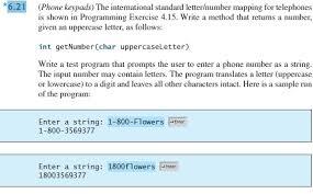 Standard Letter Solved The International Standard Letter Number Mapping F