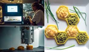 A guide to 3D Printed <b>Food</b> - revolution in the kitchen? - 3Dnatives