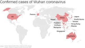 11) Where the virus has spread worldwide