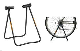 Bicycle Wheel Display Stand Toolz Folding Rear Axle Bicycle Bike Cycle Display Stand Black 78