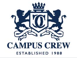 Campus Crew Size Chart Campus Crew