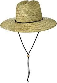 Image Unavailable Amazon.com: Brooklyn Surf Men\u0027s Straw Sun Classic Beach Hat Raffia