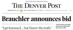 denver post front page. front page of the denver post from april 5, 2017