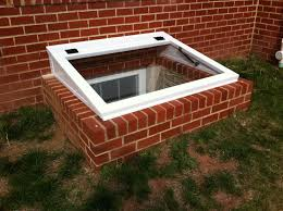 brick basement window wells. Perfect Basement Adapter Cover For Existing Window Wells Can Be Brick Concrete Wood Or  Metal Wwwlightwellus On Brick Basement Window Wells B