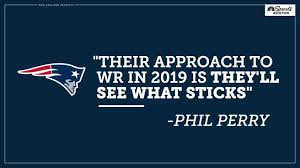 Patriots Depth Chart Resetting Patriots 2019 Depth Chart After Flurry Of Free