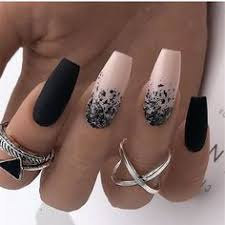 nail yourself italia on insram pink black nails yes or no