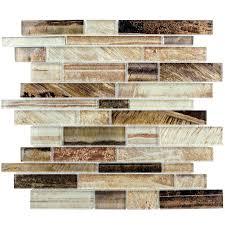 elida backsplash tile tile beautiful laser metallic earth linear mosaic glass wall elida backsplash tiles