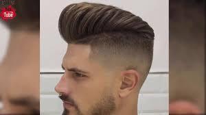 افضل 21 حلاقة شعر رجالية قصات شعر تدريج