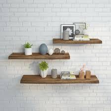 interbuild floating shelf wall mounted