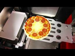 Let's Pizza Vending Machine Interesting Pizza Vending Machines Coming To America [Video]