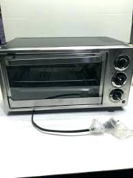 x0890 perfect oster 6 slice convection countertop oven toaster oven convection designed for life 6 slice