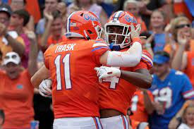 UF QB Kyle Trask, TE Kyle Pitts named to coaches' All-SEC first team -  Orlando Sentinel