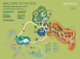 Map Directions The Maryland Zoo