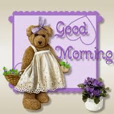 splendid good morning graphic