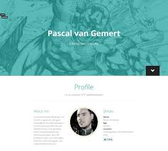 Free Website For Resume 100 Creative Resume Websites for Your Inspiration 81