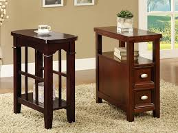 narrow coffee table for small space collection also round end tables living room picture d