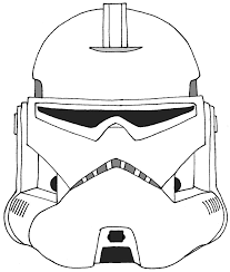 clone trooper coloring pages stormtrooper home 1 helmet page