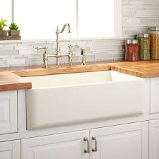 farmhouse a kitchen sinks kitchen sinks the 24 reinhard fireclay farmhouse sink biscuit kitchen elkay farmhouse a front fireclay 33 in