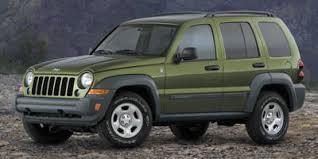 2006 Jeep Liberty Tire Size Chart 2007 Jeep Liberty Specs Iseecars Com