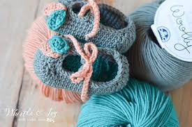 Crochet Baby Shoes Pattern Beauteous 48 Adorable Baby Bootie Crochet Patterns