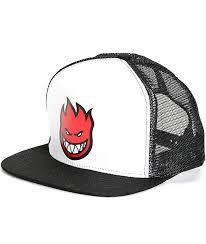 spitfire trucker hat. spitfire bighead fill trucker hat i