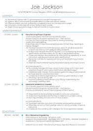 Resume Examples By Real People: Project Engineer Cv Sample | Kickresume
