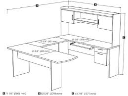 Office desk dimensions Build Your Own Prepossessing 70 Office Desk Dimensions Decorating Design Of Office Gothumorinfo Standard Desk Sizes Ukranexpolicenciaslatamco