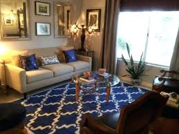 blue accent rug solid blue accent rug