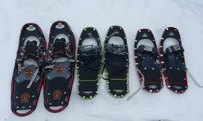 How To Size Snowshoes Section Hikers Backpacking Blog