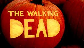 Walking Dead Pumpkin Carving Patterns