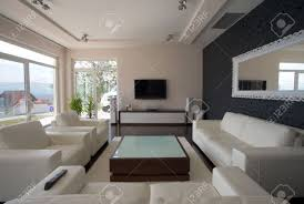 Modern House Interior Large And Expensive House Architecture - Modern house interior