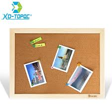 office cork boards. XINDI Cork Board 25*35cm Bulletin Message Boards Wooden Frame Pin Memo For Notes Office G