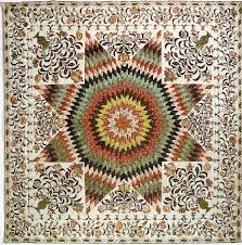 Rising Sun, 1825 - 1835. Made by Betsy Totten. Quilt Smithsonian ... & Lone star quilt Adamdwight.com