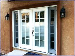 white exterior french doors. Wood Exterior French Doors White Wooden For Your Prestigious Outdoor Design With Inspiration Ideas