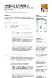 Hr, E Commerce Ed Amministrativo Resume samples