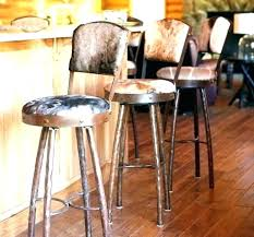backless leather counter stools bar red chairs jaeden brown